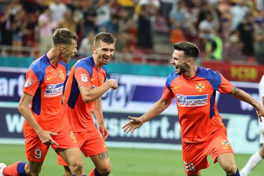 FCSB – Karagandy 1-0
