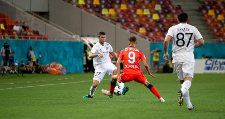 FCSB- Șahter Karagandy 1-0