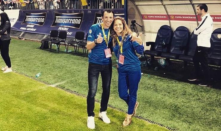 George și Andreea Ogăraru, sursa foto: instagram @andreeaogararu