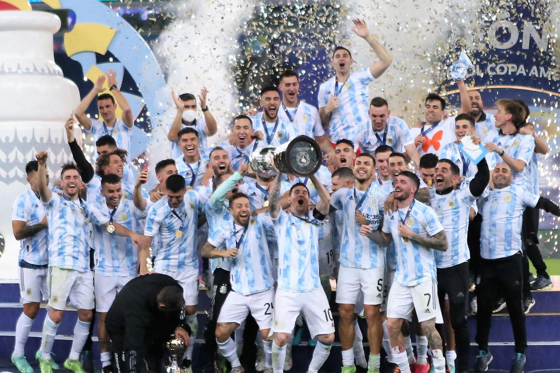 Argentina, Copa America, sursa foto: Profimedia Images