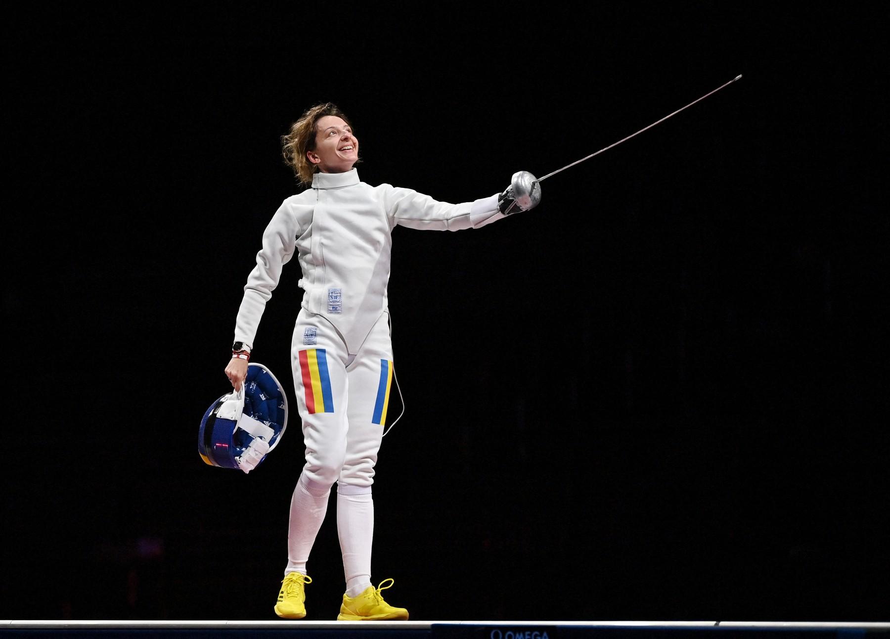 Ana Maria Popescu, în finală la Jocurile Olimpice, sursa foto: Profimedia Images