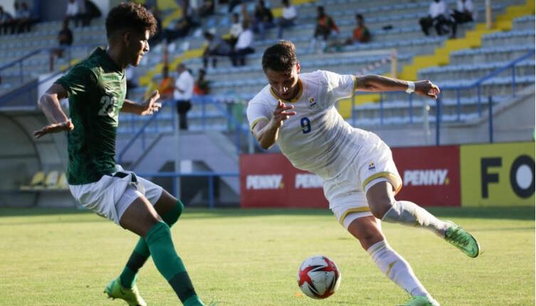 Romania U23 – Arabia Saudită U23, sursa foto: frf.ro
