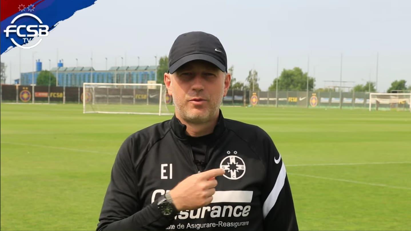 Edi Iordănescu, FCSB